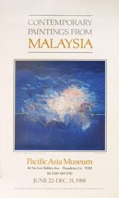 Contemporary Paintings from Malaysia.