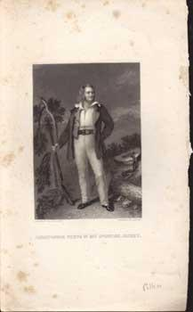 Christopher North in His Sporting Jacket.: Sartain, John, after Thomas Duncan.