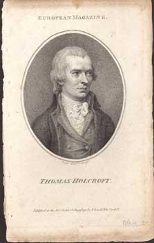 Thomas Holcroft.: Condé, Jean.