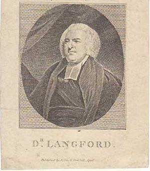 Dr. Langford.: Sewell, J.