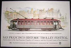 San Francisco Trolley Festival.: Wullbrandt, John Russell