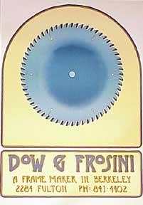 Dow & Frosini. A Frame Maker in Berkeley.