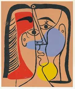 Hommage à Pablo Picasso.: San Lazzaro, G.