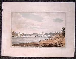 Putney Bridge.: Farington, J. and