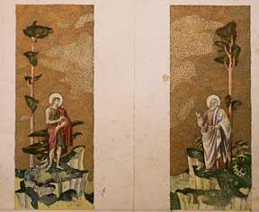 St. Peter and St. John.: Sheets, Millard.
