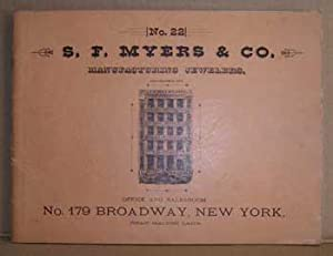S.F. Meyers' Illustrated Catalogue and Wholesale Price List, No. 22, etc.