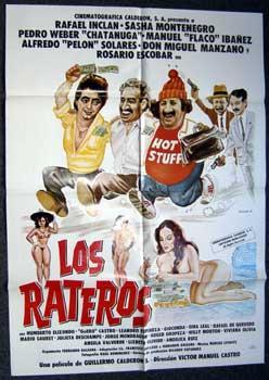 Los Rateros De Cinematográfica Calderon Sa Mexico American