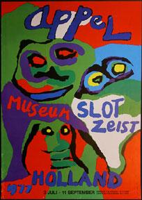 Museum Slot Zeist, Holland.