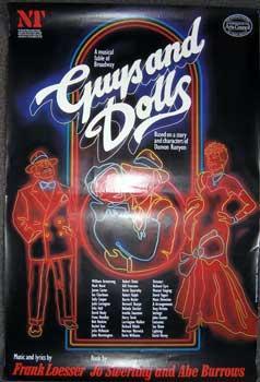 Guys and Dolls.: Bird, Richard.