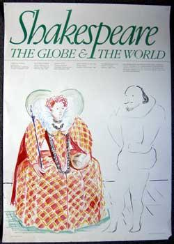 Shakespeare: The Globe and the World.: Hockney, David.