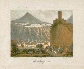 Martigny (Valais).: Cuvillier, Adrien.