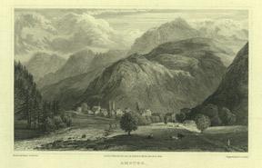 Amsteg.: Cockburn, James Pattison, Major.