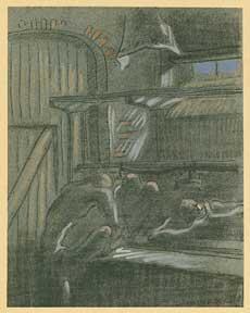 Captivité: Dessins de José de Selva; poèmes de Marcel Noël; préface par André Masson, et présenté ...