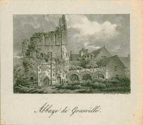 Abbaye de Grasville.: Anonymous.