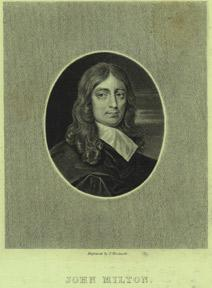 John Milton, Poet.: Woolnoth, T. after Faithorne.