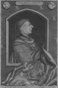 John Duke of Bedford, Regent of France.: Vertue, George.