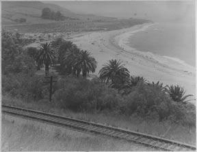 Southern California Beach.: Lasartemay, Eugene P.