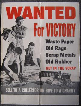Wanted for Victory.: Graphics Division, Office of War Information.