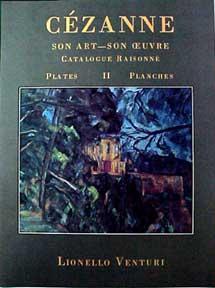 Cézanne: Son art, son oeuvre.: Venturi, Lionello.