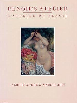 Renoir's Atelier. L'Atelier de Renoir.: Bernheim-Jeune, Messrs.