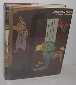 American Prints in the Library of Congress: A Catalogue of the Collection.: Beall, Karen.