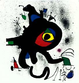 Miró Lithographs V: 1972-1975.: Cramer, Patrick.