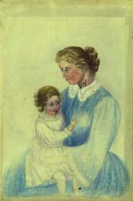 Woman and Child.