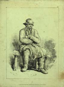 Man Seated.