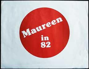 Maureen in 82.