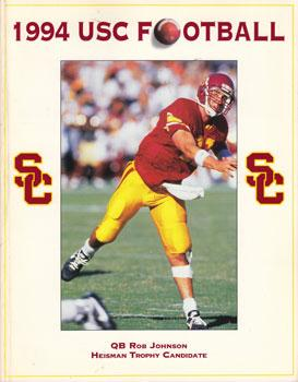 1994 USC Football Media Guide.: USC Sports Information Office.