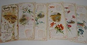 Daily Light Calendar for 1901.: Raphael Tuck & Sons Ltd. (London).