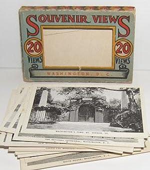 20 Souvenir Views of Washington, D.C.: R.S. Reynolds Co. (Washington, D.C.).