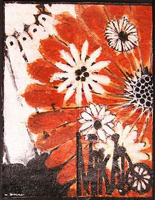 Flowers.: Bowker, Victor Wayne.