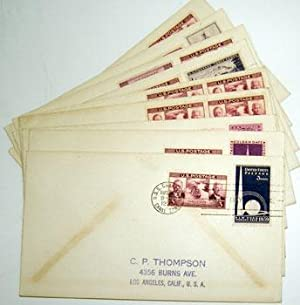 25th Anniversary Panama Canal Issue. (First Day Covers).: United States Postal Service.