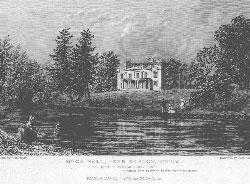 Moor Hall, Near Harlow, Essex.: Rogers after Bartlett.