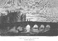 Newark Castle and Bridge, Nottinghamshire.: Noble after Goodwin.