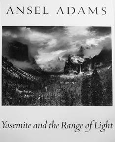 Yosemite and the Range of Light.