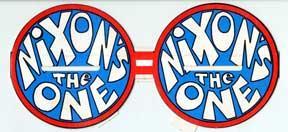 Nixon's the One.: Nixon Supporters.