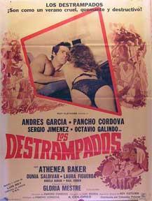 Destrampados, Los [movie poster]. (Cartel de la película).: Dirección: Pancho Cordova. Con ...