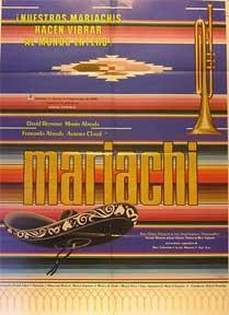 Mariachi - Fiesta de sangre [movie poster]. (Cartel de la película).: Dirección: Rafael ...