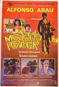 Mojado Power [movie poster]. (Cartel de la película).: Dirección: Alfonso Arau. Con Alfonso Arau, ...