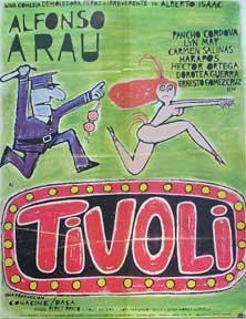 Tivoli [movie poster]. (Cartel de la película).: Dirección: Alberto Isaac.