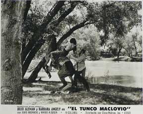 Tunco maclovio, El [movie poster]. (Cartel de la película).: Dirección: Alberto Mariscal. ...