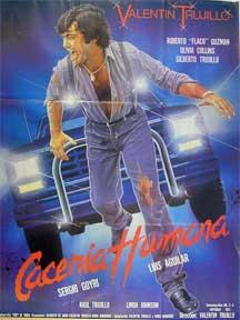 Caceria Humana [movie Poster]. (Cartel De La Película).: Dirección