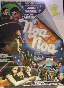 El Noa Noa [movie poster]. (Cartel de: Dirección: Gonzalo Martínez