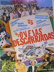 Las Ovejas Descarriadas Movie Poster Cartel De La Pelicula De