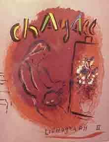Chagall Lithographs. II. Vol 2. 1957-1962.: Mourlot, Fernand.