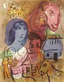 XXème Siècle: Hommage à Marc Chagall.: Chagall, Marc and Gualtieri di San ...