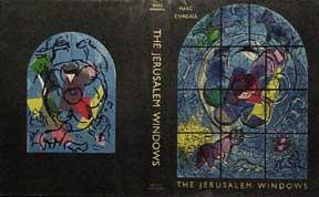 The Jerusalem Windows.: Chagall, Marc.