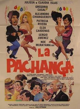 La Pachanga. Movie poster. (Cartel de la Película).: Dirección: José Estrada. Con Alejandro ...